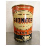 PIONEER MOTOR OIL CAN