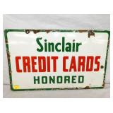 VIEW 2 OTHERSIDE PORC. SINCLAIR CREDIT CARDS