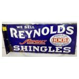 8X18 PORC. REYNOLDS SHINGLES FLANGE