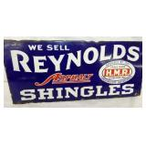 VIEW 2 OTHERSIDE PORC. REYNOLDS SHINGLES SIGN