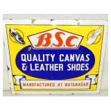 17X21 PORC. BSC SHOES SIGN