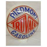 VIEW 2 OTHERSIDE MILKGLASS PIEDMONT GASOLINE GLOBE