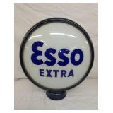 ESSO EXTRA METAL BODY PUMP GLOBE