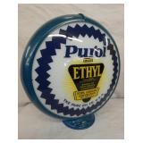PUROL METAL BODY PUMP GLOBE