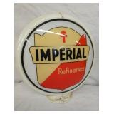 IMPERIAL GAS PUMP GLOBE