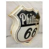 VIEW 2 OTHERSIDE PHILLIPS 66 PUMP GLOBE