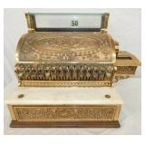 17X17 RESTORED NATIONAL #349 1220358 CASH REGISTER