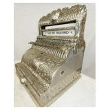 VIEW 3 SIDEVIEW NICKEL #23 CASH REGISTER