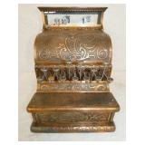 12X16 RESTORED NATIONAL MOD. #201 CASH REGISTER