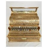 19X18 RESTORED NATIONAL #226 CASH REGISTER