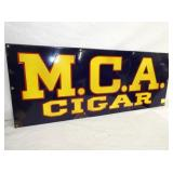 VIEW 2 MCA PORC. CIGAR SIGN