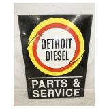 VIEW 2 OTHERSIDE DETROIT DIESEL PARTS/SERVICE