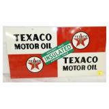 11 1/2X21 1/2 1948 OLD STOCK TEXACO