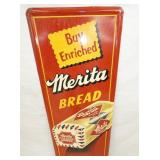 VIEW 2 CLOSEUP NOS MERITA BREAD VERTICAL SIGN