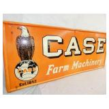 VIEW 2 CLOSEUP CASE FARM MACHINERY SIGN