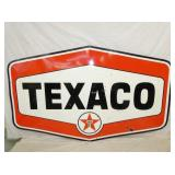 VIEW 2 OTHERSIDE PORC. TEXACO SIGN