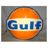 33X36 LIGHTED GULF CAN SIGN