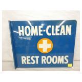 14X18 HOME CLEAN RESTROOMS FLANGE
