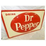 VIEW 2 CLOSEUP EMB. DR. PEPPER SIGN