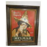22X28 10CENT HELMAR SELF FRAMED SIGN