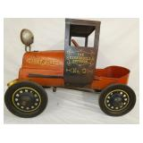 23X40 ORIG. CASEY JONES EXPRESS PEDAL CAR