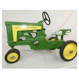 RESTORED ORIG. 130 JD PEDAL TRACTOR