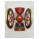 #9 ENTERPRISE 1873 DOUBLE WHEEL COFFEE GRINDER