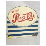 15X16 MASONITE DRINK PEPSI WALL SIGN
