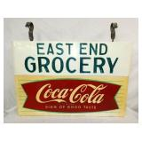 28X42 COMPLETE COKE SLED SIGN