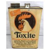 TOXITE POULTRY SPRAY CAN W/ CHICKEN