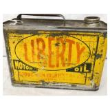 VIEW 2 OTHERSIDE LIBERTY OIL CAN