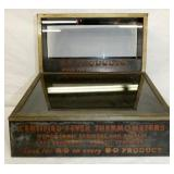 B-D THERMOMETERS COUNTER DISPLAY