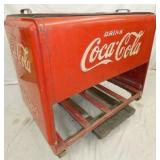 VIEW 3 BACKSIDE EMB. ICE CHEST COKE COOLER