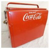 EMB. COKE PLEASURE CHEST