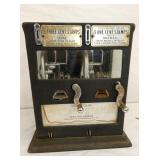 5CENT/10CENT DOUBLE STAMP MACHINE