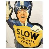 VIEW 12 NOS COKE SCHOOL ZONE POLICEMAN