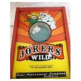 VIEW 2 CLOSEUP 1CENT JOKERS WILD STIMULATOR