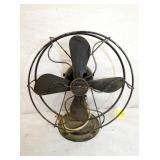 9IN PEERLESS 4 BLADE FAN