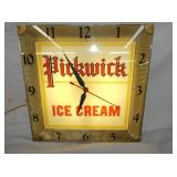 16IN PICKWICK ICE CREAM CLOCK