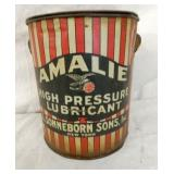 5PD. AMALIE LUBRICANT CAN