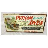 8X21 PUTNAM DYES CABINET