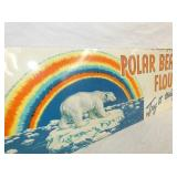 VIEW 2 LEFTSIDE W/ RAINBOW AND POLAR BEAR