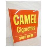 11X13 CAMEL CIGARETTES FLANGE
