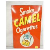 12X18 CAMEL CIG. TACKER SIGN