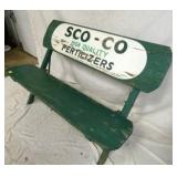 VIEW 3 32X48 ADV. FERTILIZERS STORE BENCH
