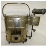 GAS OPERATED PEANUT MACHINE