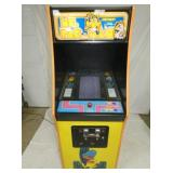 25X68 BALLY CO. MS. PAC-MAN MACHINE