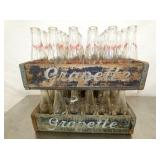 GRAPETTE CRATE W/ BOTTLES