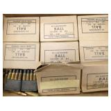 BOXES .30CAL AMMO