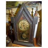 EARLY KITCHEN CLOCK